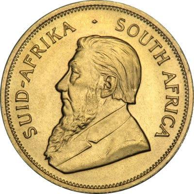 Krugerrand Obverse